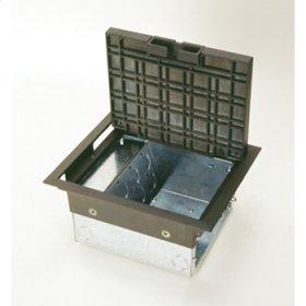 AC8105 Series Raised Floor Box