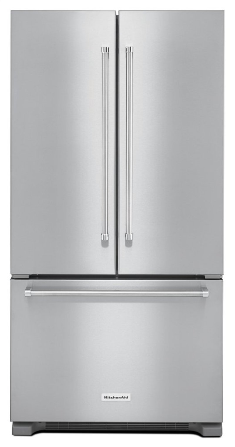 Best Counter Depth Refrigerator 2015 >> Krfc302ess In Stainless Steel By Kitchenaid In Cartersville Ga 22