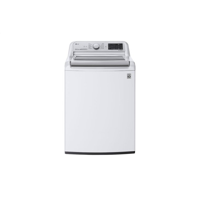LG Appliances 5.5 cu.ft. Smart wi-fi Enabled Top Load Washer with TurboWash3D™ Technology