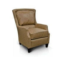 Leather Louis Chair 2914AL