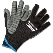 Increase comfort when working with handheld machines with these anti-vibration gloves.