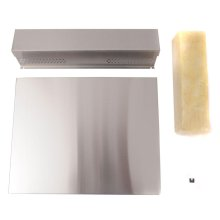 Dishwasher Panel - Stainless Steel Model 4378989