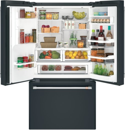 Café ENERGY STAR ® 27.8 Cu. Ft. French-Door Refrigerator with Hot Water Dispenser