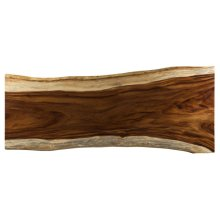 """Live Edge 109"""" Dining Table Top"""