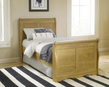 HB24 Sleigh Bed - Full