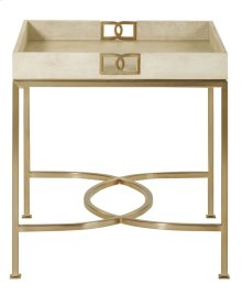 Salon End Table