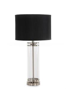 Black Cara Table Lamp 2-pack