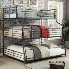 Olga Iii Twin/full/queen Bunk Bed