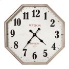 Octagon Wall Clock. Product Image