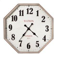 Octagon Wall Clock.
