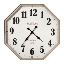 Octagon Wall Clock.