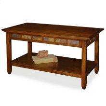 Rustic Slate Coffee Table #10058