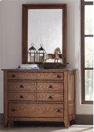 Dresser & Mirror Set Product Image