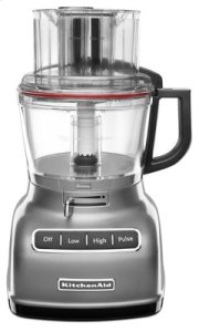 9-Cup Food Processor with ExactSlice System - Contour Silver Product Image