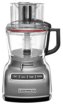 9-Cup Food Processor with ExactSlice™ System - Contour Silver