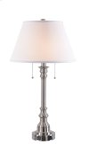 Spyglass - Double Outlet Table Lamp