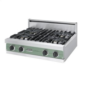 """Mint Julep 30"""" Sealed Burner Rangetop - VGRT (30"""" Wide, four burner)"""
