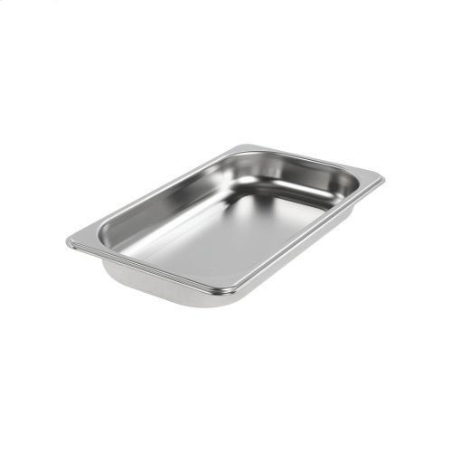 Unperforated Steam Oven Pan (half size) CS1XLH, HEZ36D163