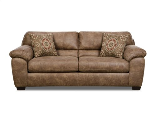 5400 Santa Fe Silt Sofa and Loveseat