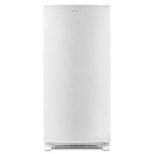 17 cu. ft. Upright Freezer with Revolutionary Insulation - white