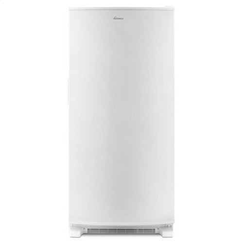 17 cu. ft. Upright Freezer with Revolutionary Insulation - white