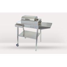 120v City Grill + Cart