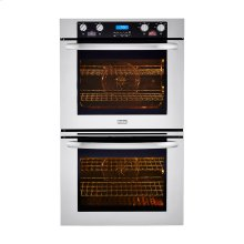 "Haier 30"" 4.3-Cu.-Ft. Double True European Convection Oven"
