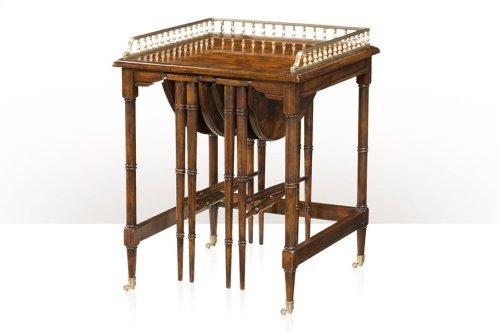 Ingenious Nest of Tables