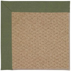 Creative Concepts-Raffia Canvas Fern