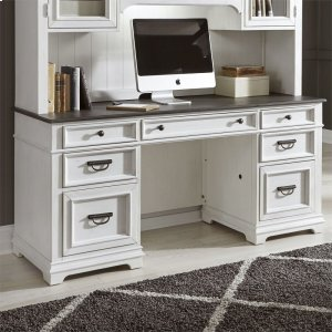 Liberty Furniture IndustriesJr. Executive Credenza Base