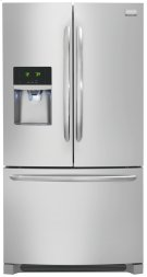 Frigidaire Gallery 22.6 Cu. Ft. French Door Counter-Depth Refrigerator Product Image