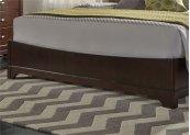 Queen Panel Footboard & Slats