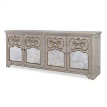 Laurel Multi-Use Cabinet - White