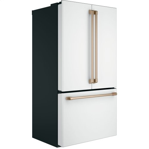 Café ENERGY STAR ® 23.1 Cu. Ft. Counter-Depth French-Door Refrigerator