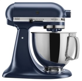 Artisan® Series 5 Quart Tilt-Head Stand Mixer - Ink Blue