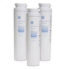 GE® MSWF3PK REFRIGERATOR WATER FILTER 3-PACK