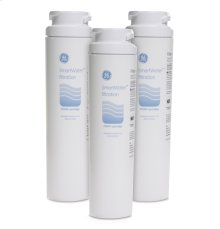 GE® MSWF3PK REFRIGERATOR WATER FILTER 3-PACK