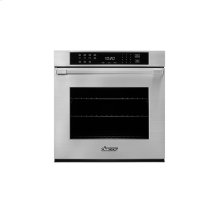 "Heritage 30"" Single Wall Oven, part of DacorMatch Color System, with Flush handle."