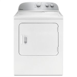 5.9 cu.ft Top Load Electric Dryer with AutoDry Drying System -