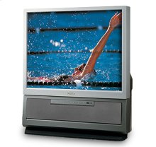 """43"""" Diagonal Projection Television"""