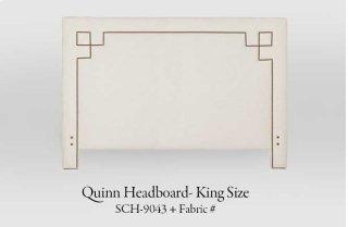 Quinn King Headboard
