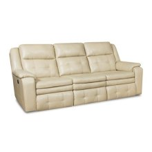 Double Reclining Sofa-Color changes available