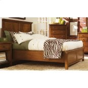 King/Cal King Panel Bed Headboard