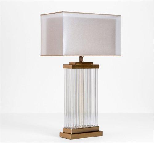 Annika Rectangular Lamp