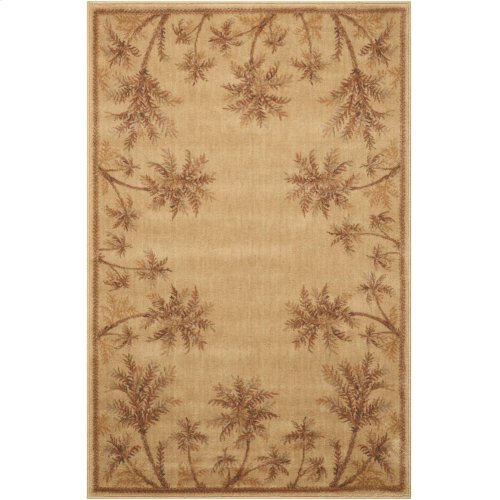 Somerset St46 Beige Rectangle Rug 3'6'' X 5'6''