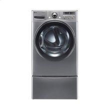 7.4 cu.ft. Ultra-Large Capacity SteamDryer™ with NeveRust™ Stainless Steel Drum (Gas)