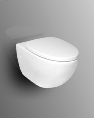 Balsa CLARITY Wallhung Toilet Elongated