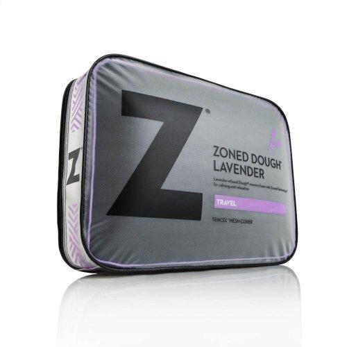 Travel Zoned Dough Lavender - Travel