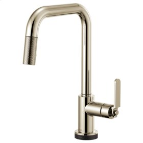 Smarttouch® Pull-down Faucet With Square Spout and Industrial Handle
