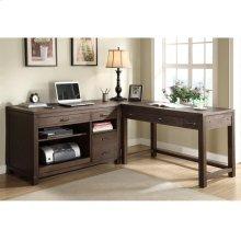 Promenade - Writing Desk - Warm Cocoa Finish